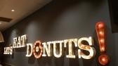 Let's Eat Donuts! at Donut Crazy in Shelton