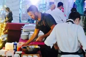 Chef Luke Venner of Elm Restaurant