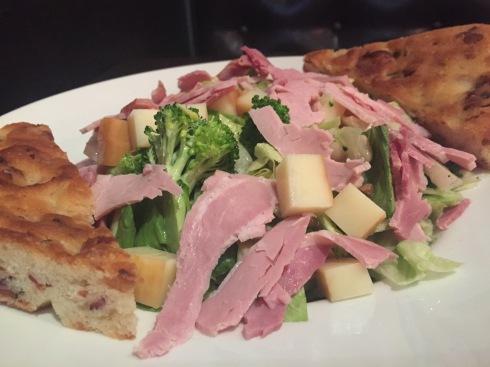 Bacon Salad Plan B Milford Bacon Week 2015