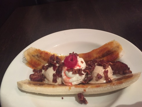 Bacon Banana Split Plan B Milford Bacon Week 2015