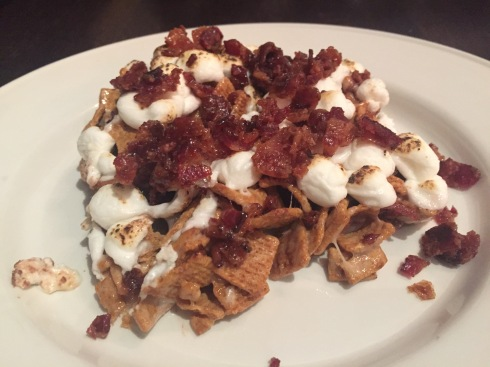 Bacon S'mores Golden Grahams Plan B Milford Bacon Week 2015