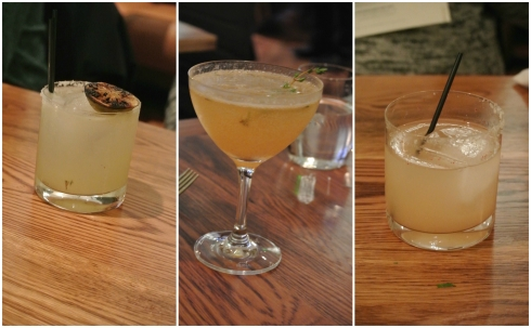 Grilled Margarita, Cantaloupe Cocktail, and Old Dog, New Tricks