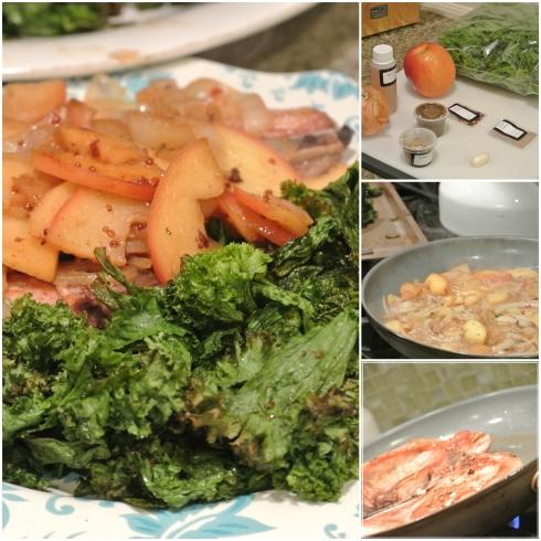 Pork Chop with Apples Marley Spoon