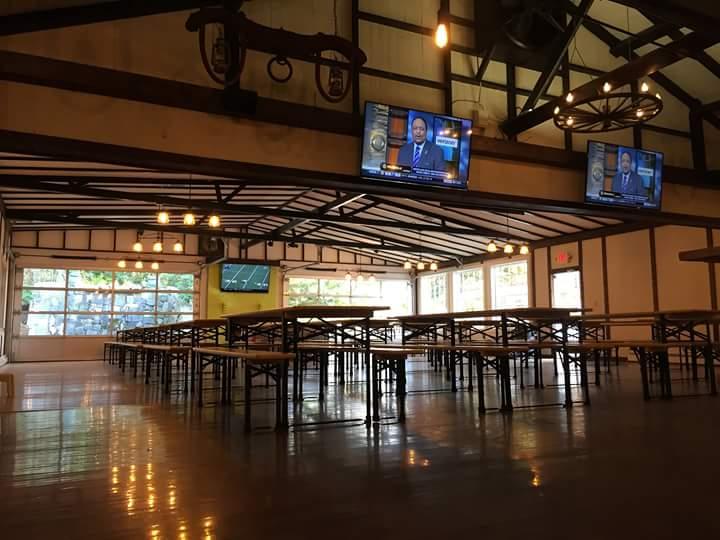 cheers thc beer garden largest in ct opens in derby omnomct