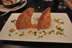 House-cured Lamb Empanadas at Cask Republic SoNo