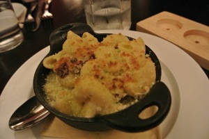 Pork Belly Mac & Cheese at Cask Republic SoNo