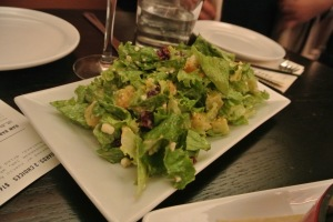 Fall Chopped Salad at Cask Republic SoNo