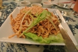Chilled Peanut Sesame Noodles at WUJI in Greenwich, CT