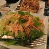 Chinios Chicken Salad at WUJI in Greenwich, CT